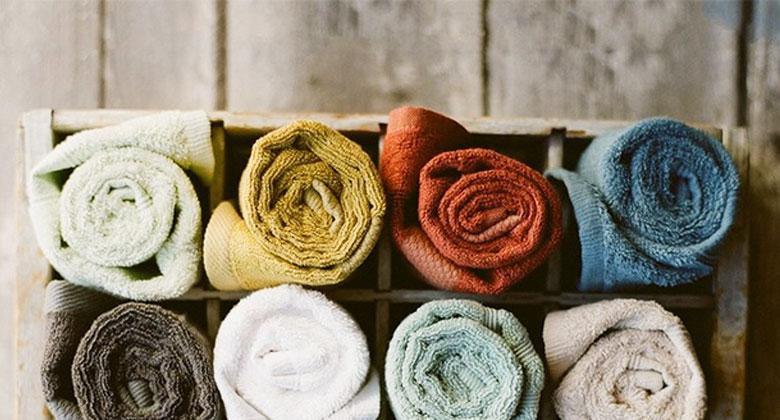 Kako smotati i izložiti kupaonske ručnike
