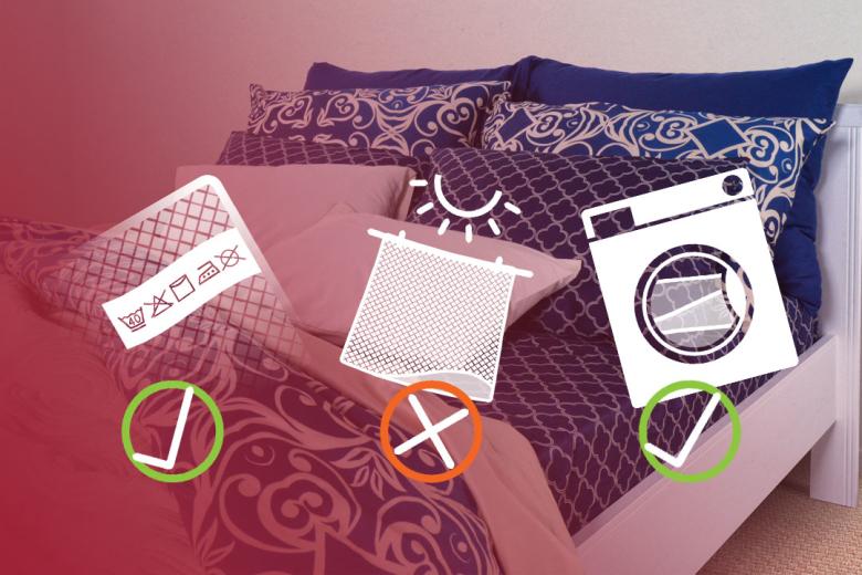 9 jednostavnih pravila za dugotrajne posteljine